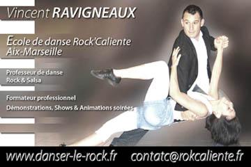 Apprendre danser le rock 39 n 39 roll cours stages for Cours de danse de salon marseille